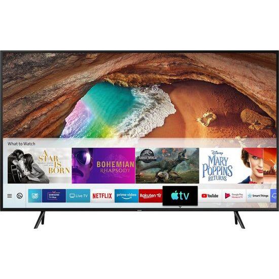 """Samsung QE75Q60RATXXU 75"""" Smart 4K Ultra HD HDR QLED TV with Bixby"""