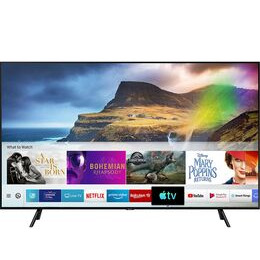 "Samsung QE82Q70RATXXU 82"" Smart 4K Ultra HD HDR QLED TV with Bixby Reviews"