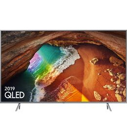 "Samsung QE55Q67RATXXU 55"" Smart 4K Ultra HD HDR QLED TV with Bixby Reviews"