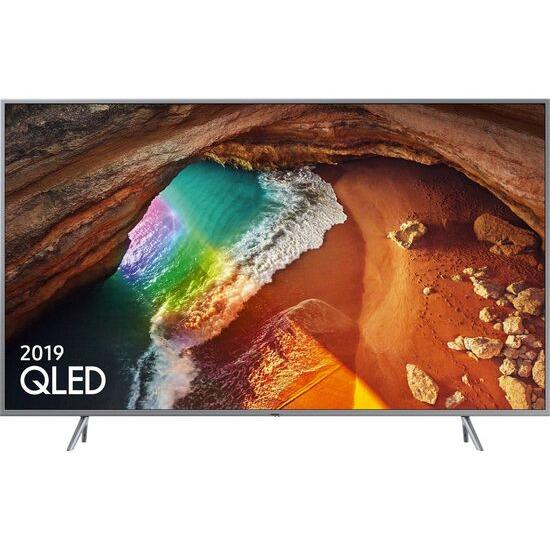"""Samsung QE55Q67RATXXU 55"""" Smart 4K Ultra HD HDR QLED TV with Bixby"""