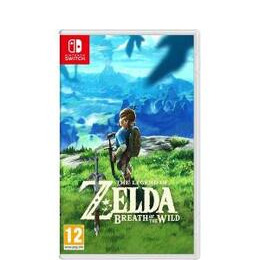 Nintendo The Legend of Zelda: Breath of the Wild ( Switch)