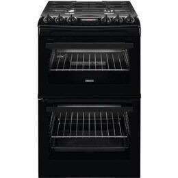 Zanussi ZCG43250BA 55 cm Gas Cooker - Black Reviews
