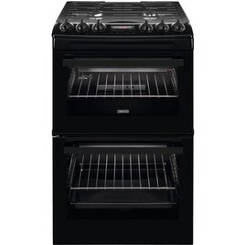 Zanussi ZCG43250BA 55 cm Gas Cooker - Black Reviews
