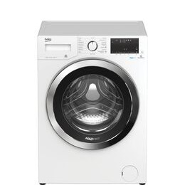 Beko AquaTech WX94044E0W Bluetooth 9 kg 1400 Spin Washing Machine - White Reviews