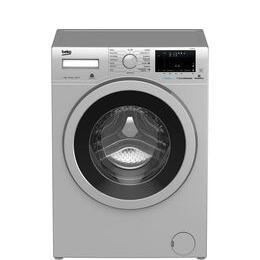 BEKO WX740430S Bluetooth 7 kg 1400 Spin Washing Machine - Silver Reviews
