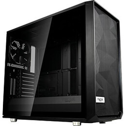 Fractal Design Meshify S2 Dark TG E-ATX Mid-Tower PC Case Reviews
