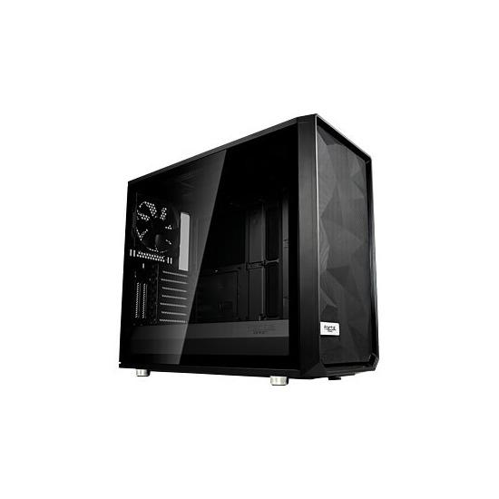 Fractal Design Meshify S2 Dark TG E-ATX Mid-Tower PC Case