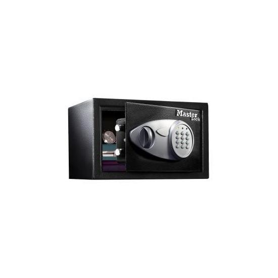 Master Lock No. X055ML Medium Digital Combination Security Safe