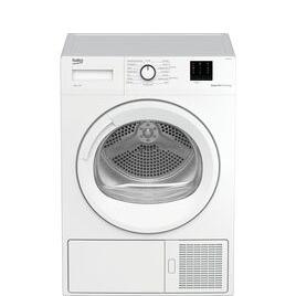 BEKO DTBP8011W 8 kg Heat Pump Tumble Dryer - White Reviews