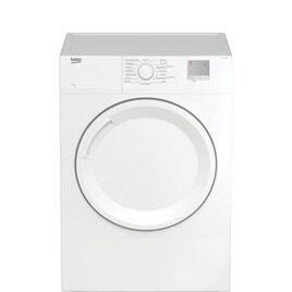 Beko DTGV7000W 7 kg Vented Tumble Dryer - White Reviews