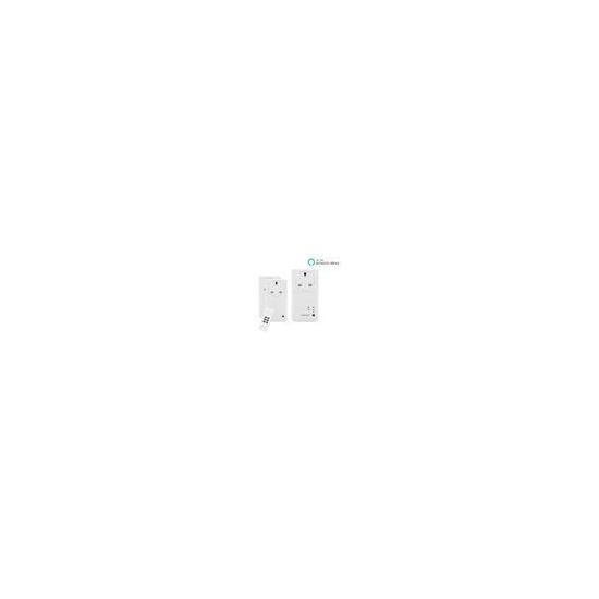 Smartwares Smarthome Basic Smart Power Socket (Pack of 3) - White