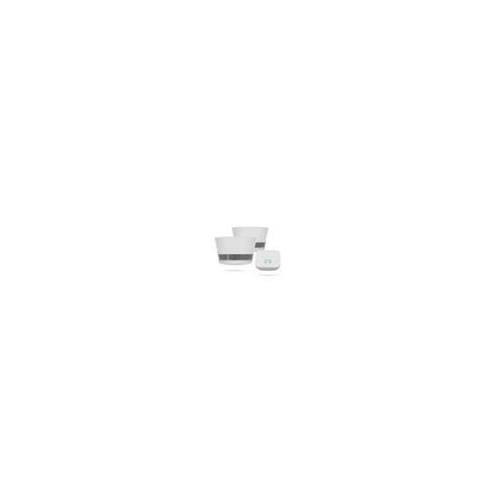 Smartwares Homewizard Smarthome Pro Smoke Detector Set (White)
