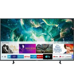 "Samsung UE65RU8000TXXU 65"" Smart 4K Ultra HD HDR LED TV with Bixby Reviews"