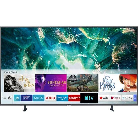 "Samsung UE65RU8000TXXU 65"" Smart 4K Ultra HD HDR LED TV with Bixby"