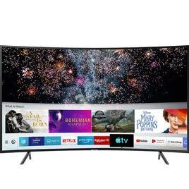Samsung UE49RU7300KXXU 49 Smart 4K Ultra HD HDR Curved LED TV Reviews
