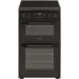 Hotpoint HD5V93CCB 50 cm Electric Ceramic Cooker - Black Reviews