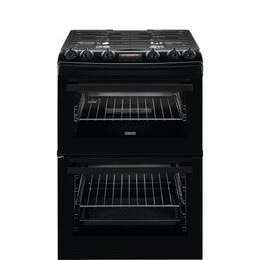 Zanussi ZCG63260BE 55 cm Gas Cooker - Black Reviews