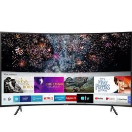Samsung UE65RU7300KXXU 65 Smart 4K Ultra HD HDR Curved LED TV Reviews