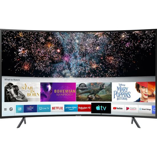 Samsung UE65RU7300KXXU 65 Smart 4K Ultra HD HDR Curved LED TV