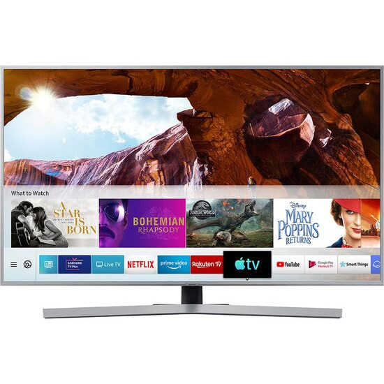 "Samsung UE50RU7470UXXU 50"" Smart 4K Ultra HD HDR LED TV with Bixby"