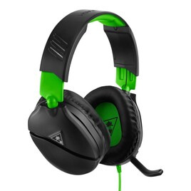 Turtle Beach Recon 70X Gaming Headset for Xbox One- Black & Green Reviews