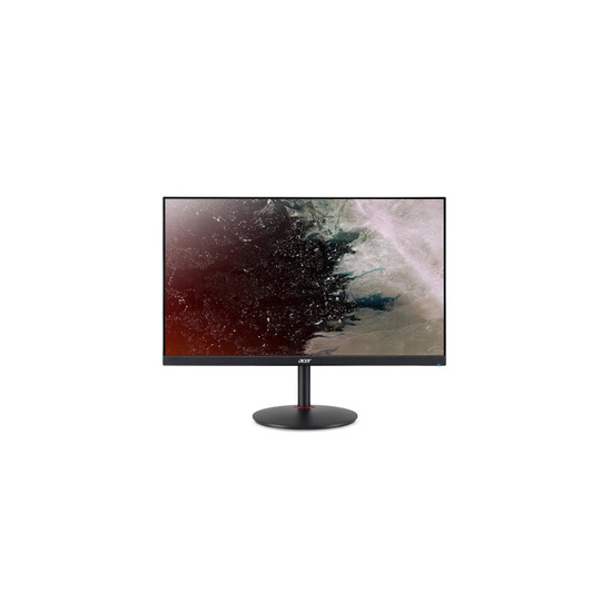 Acer Nitro VG271UPbmiipx Quad HD 27 LCD Gaming Monitor - Black