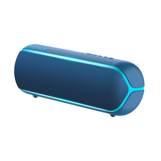 Sony EXTRA BASS SRS-XB22 Portable Bluetooth Speaker - Blue