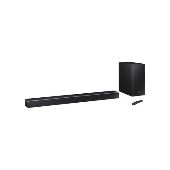 Samsung harman/kardon HW-Q80R 5.1.2 Wireless Sound Bar with Dolby Atmos & Amazon Alexa
