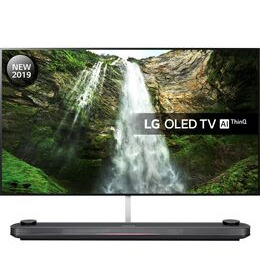 LG OLED65W9PLA 65 Smart 4K Ultra HD HDR OLED TV with Google Assistant Reviews