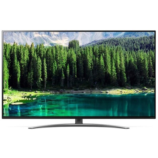 LG 65SM8600PLA 65 Smart 4K Ultra HD HDR LED TV with Google Assistant