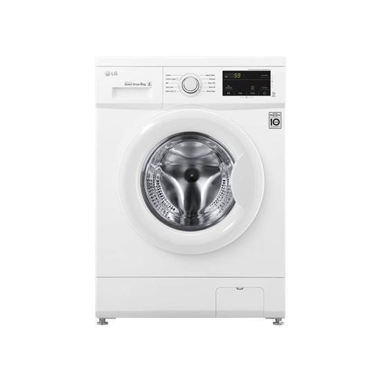 LG F4MT08W 8 kg 1400 Spin Washing Machine - White