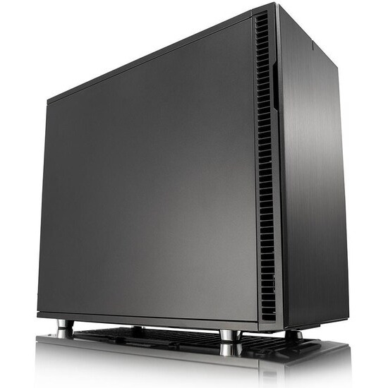 Fractal Design Define R6 USB-C E-ATX Mid-Tower PC Case - Gunmetal Grey
