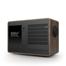 Revo SuperConnect Walnut & Black Award Winning Digital Speaker System