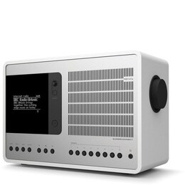 Revo SuperConnect Matt White & Silver Award Winning Digital Speaker System