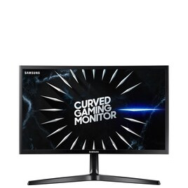 Samsung LC24RG50FQUXEN Full HD 24 Curved LED Gaming Monitor - Black Reviews