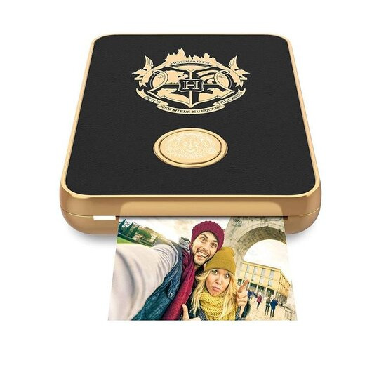 LifePrint Harry Potter Magic Photo and Video Printer for iPhone and Android - Black