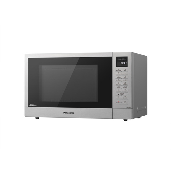Panasonic NN-ST48KSBPQ Solo Microwave - Stainless Steel