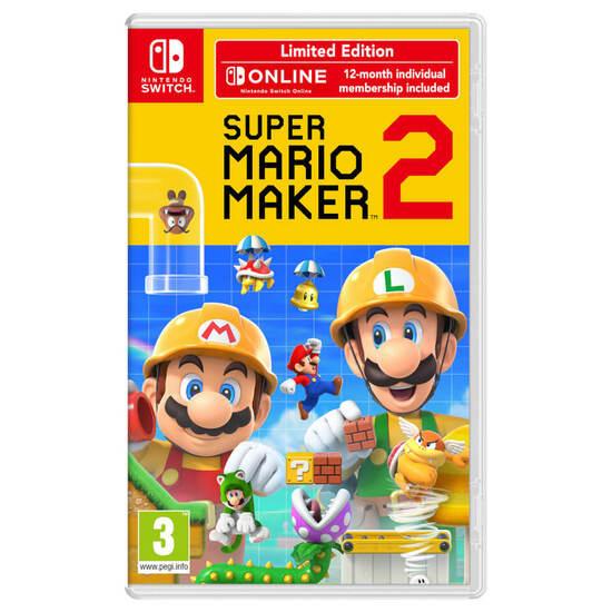 Super Mario Maker 2 - Limited Edition