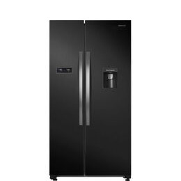 Kenwood KSBSDB19 American-Style Fridge Freezer - Black Reviews