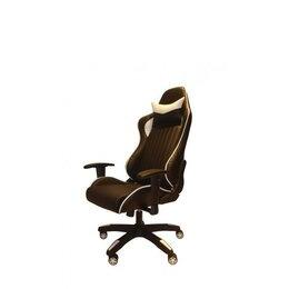 Alphason Senna Gaming Chair - Black & White