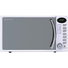 Russell Hobbs RHM1714WC Compact Solo Microwave - White Reviews