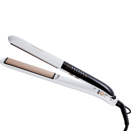Grundig Touch Control HS7831 Hair Straightener - White & Rose Gold Reviews