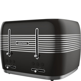 GRUNDIG TA7870R 4-Slice Toaster - Red Reviews