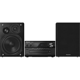 Panasonic SC-PMX92EB-K Bluetooth Traditional Hi-Fi System - Black Reviews
