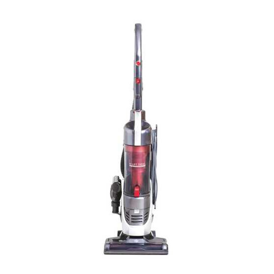 Hoover H-Lift 700 Pets XL Upright Bagless Vacuum Cleaner - Red