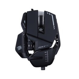 Mad Catz R.A.T 6+ RGB Optical Gaming Mouse Reviews