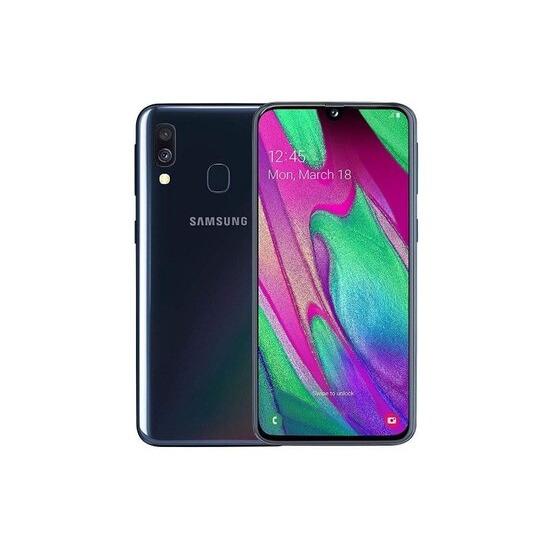 Samsung Galaxy A40 - 64 GB, Black