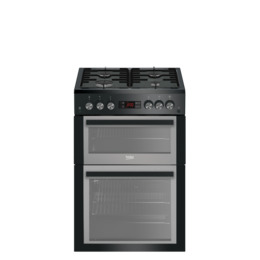 BEKO XDVG675SM 60 cm Gas Cooker - Black Reviews