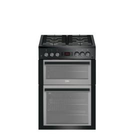 BEKO XDVG675SM 60 cm Gas Cooker - Black Reviews