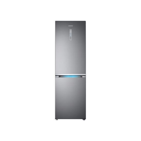 Samsung RB38R7837S9 Freestanding Fridge Freezer - Silver - 60/40